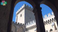 Avignon é a cidade mais fascinante da Provance, sul da França.