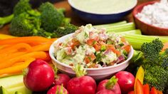 Audrey Johns' Guacamole Dip from The Rachel Ray Show