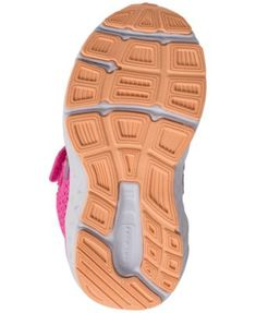 038f2d85056d New Balance Toddler Girls  680v5 Wide Width Running Sneakers from Finish  Line - Pink 9
