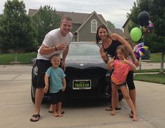 VigneryFamilyBimmer2  I love this story!  Like I said, My 2014 Focus will become a BMW this year!  I can do it!  Yeah!