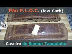 Pão Low Carb - Pão PLOC (Fácil e delicioso!) - YouTube