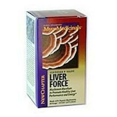 New Chapter Liver Force, 60 Vcaps by New Chapter. Save 20 Off!. $27.95. 30 Servings Per Container. 60 VegiCaps. Serving Size: 2 Vcaps. Stamets' MycoMedicinals Certified Organic Mushrooms Certified P-Value Mushroom Mycelium to promote healthy liver performance and energy Potency Assured for Arabinoxylanes, Glycoproteins, Ergosterols, and Beta Glucans Mycomedicinals Liver Force promotes what Traditional Chinese Medicine calls chi, or vital energy. The liver is responsible for detoxi...