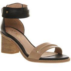 Poste Mistress Poppy Mid Heel Sandal
