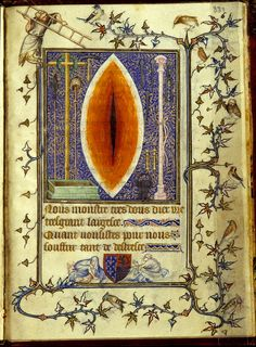 Wound of Christ in Psalter and prayer book of Bonne of Luxembourg  In the…