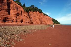 Rising majestically from the shores of the Minas Basin, Blomidon Provincial Park is renowned for its spectacular views.) high cliffs, a variety o. Parks Canada, O Canada, Nova Scotia Travel, Acadie, East Coast Travel, Atlantic Canada, Kayak, Prince Edward Island, New Brunswick
