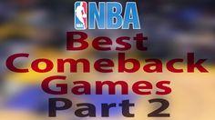 Best NBA Comeback Games #2