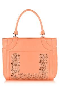 Perforated Wheel Tote