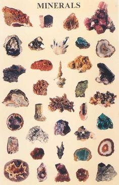 Minerals #minerals #crystals #rocks