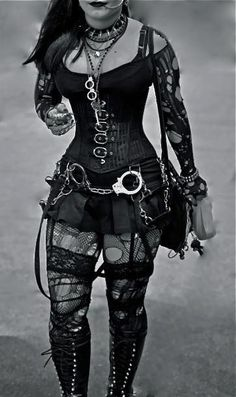 """I would still wear this.  My """"goth phase"""" is far from over."""