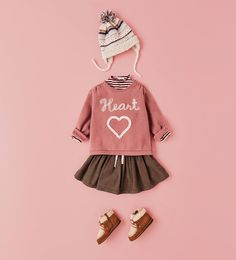SHOP BY LOOK-Baby girl-Baby | 3 months - 3 years-KIDS | ZARA United States