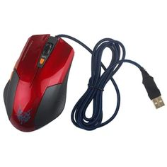 Mua 6 Buttons Gaming Mouse Optical Scroll Wired Mouse for PC Desktop Red chính hãng, giá tốt tại Lazada.vn, giao hàng tận nơi, với nhiều chương...