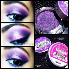 L'Oreal Color Infallible Eye Shadow, great colors for fall!