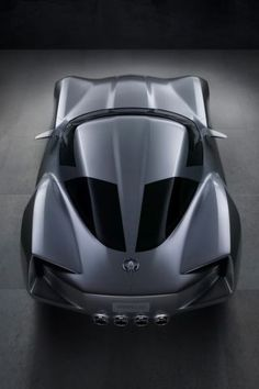 Corvette Sideswipe