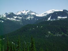 Tonga Ridge / Mount Sawyer — Washington Trails Association 6 miles - Central Cascades NWF PASS
