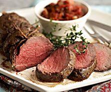 How to Cook Beef Tenderloin