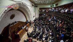 Assembleia venezuelana aprova acordo de anulação do decreto da Constituinte. A Assembleia Nacional da Venezuela, controlada pela oposição, aprovou nessa ter