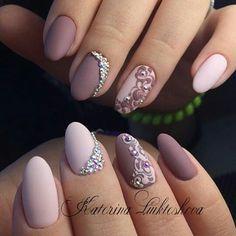 "611 Me gusta, 1 comentarios - Идеи маникюра. Nail design. (@nails.masters) en Instagram: ""@katerina8111992 #manicure #nailart#nailartclub#manicura #маникюр#гельлак#nailartwow…"""