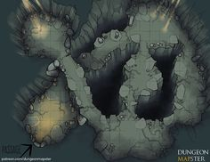 Dungeon Mapster is creating maps for pathfinder tabletop games and dungeons and dragons Dungeons And Dragons Homebrew, D&d Dungeons And Dragons, Fantasy City, Fantasy Map, Sprites, Dnd World Map, Pathfinder Maps, Map Games, Rpg Map