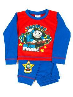 LOKOMOTIVET THOMAS pyjamas - Nattøj med kendte figurer online hos TheFairytaleCompany