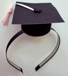 Graduation head band for after the ceremony! A must have for my college graduation party and for the Cruise! Graduation Party Planning, College Graduation Parties, Kindergarten Graduation, Graduation Celebration, Graduation Decorations, Graduation Party Decor, Graduation Photos, Grad Parties, Graduation Gifts