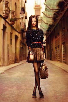Las Ramblas (by Perventina Ols) http://lookbook.nu/look/2624831-Las-Ramblas