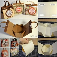 """<input type=""""hidden"""" value="""""""" data-frizzlyPostContainer="""""""" data-frizzlyPostUrl=""""http://www.contemporarydecoratingideas.com/diy/craft-these-cute-and-creative-mini-gift-bags/"""" data-frizzlyPostTitle=""""Craft These Cute and Creative Mini Gift Bags"""" data-frizzlyHoverContainer=""""""""><p>To make this adorable gift bag first cut a rectangular piece of cardstock with a size of 11"""" x 8.5"""". Score the cardstock widthwise at 3/4"""", 4 1/2"""" , 6 1/2"""" and 10 1/4"""" . Then score it lengthwise at 2"""" and 6 1/2"""". Again…"""