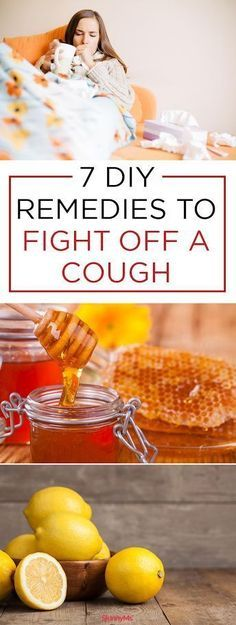 7 DIY Remedies to Fight A Cough