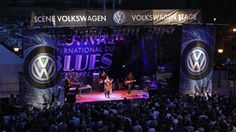 Blues Festival sponsored by Volkswagen, Mt. Tremblant, Quebec, Canada. July 5-14 2013