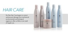 #NuSkin Hair Care Products. Begin to change your lifeless locks in just 7 days!