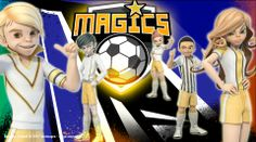 The Magics, great talented boys and girls