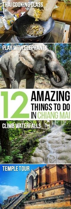 12 Amazing Things to Do in Chiang Mai - Tieland to Thailand