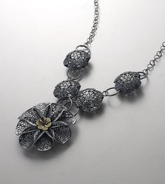Youngjoo yoo, 18kt gold,sterling silver