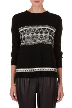 7ea41e548d2 Country Road - Women s Knitwear Online - Reverse Diamond Knit