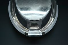 Art Deco Antique Toye & Co Silver Plate Serving Tureen Bowl