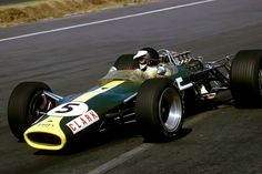 Jim Clark, Lotus 49 Ford 1967