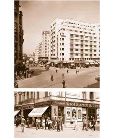 Calea Victoriei in perioada interbelica Bucharest, Dan, Photo Wall, Street View, Memories, Memoirs, Photograph, Souvenirs, Remember This
