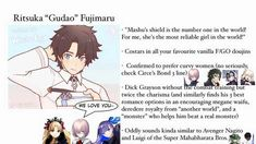 Know Your Gudaos - Imgur