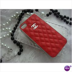 Red Chanel iPhone Case!