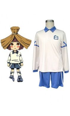 Inazuma Eleven Football Trikot Cosplay Outfits Costumes