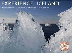 $19.95 usd Cover Experience Iceland travel guide small