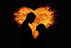 Twin flames are soulmates. There are 8 signs of twin flames, and some people can use telepathy to find theirs. #twinflames