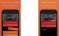 Serato Pyro es una app gratuita para disponer de tu propio DJ en tu dispositivo iOS, se ocupa de aplicar bonitas transiciones entre canciones.