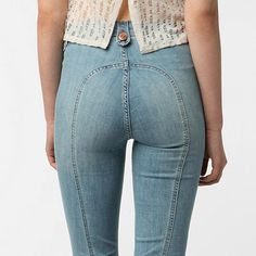dittos jeans. I wore these from the 70's into the early 80's