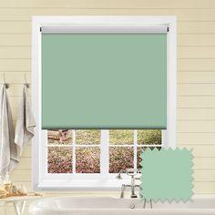Dekorasi jendela yang atraktif dengan kain tunggal yang menggulung dengan rapih, Roller Blinds black out dapat digunakan untuk dalam dan luar ruangan. P... - NaGa Interior - Google+