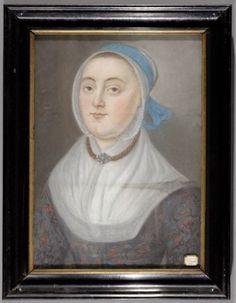 Portret van Lijsbeth Oortgijzen-Jantjes, ongedateerd, Westfries museum, Hoorn