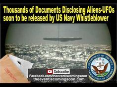 Thousands of Documents Disclosing Aliens UFOs soon to be release