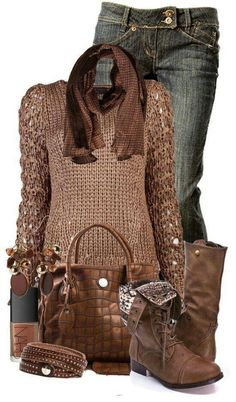 Fall Outfit 2013 instylefashionone.com