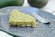 Living Mostly Meatless: Raw Coconut Lime Tart