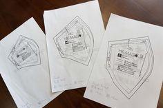 香港の化学博士が発案、高機能DIYマスク「HK Mask」とは(5ページ目)|Beyond Health|ビヨンドヘルス Free Pattern, Stitch, Personalized Items, Patterns, Masks, Full Stop, Patrones, Sewing Patterns Free, Pattern