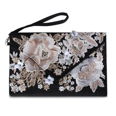 SHARE & Get it FREE | Flower Embroidered Envelope Clutch BagFor Fashion Lovers only:80,000+ Items • New Arrivals Daily • Affordable Casual to Chic for Every Occasion Join Sammydress: Get YOUR $50 NOW!